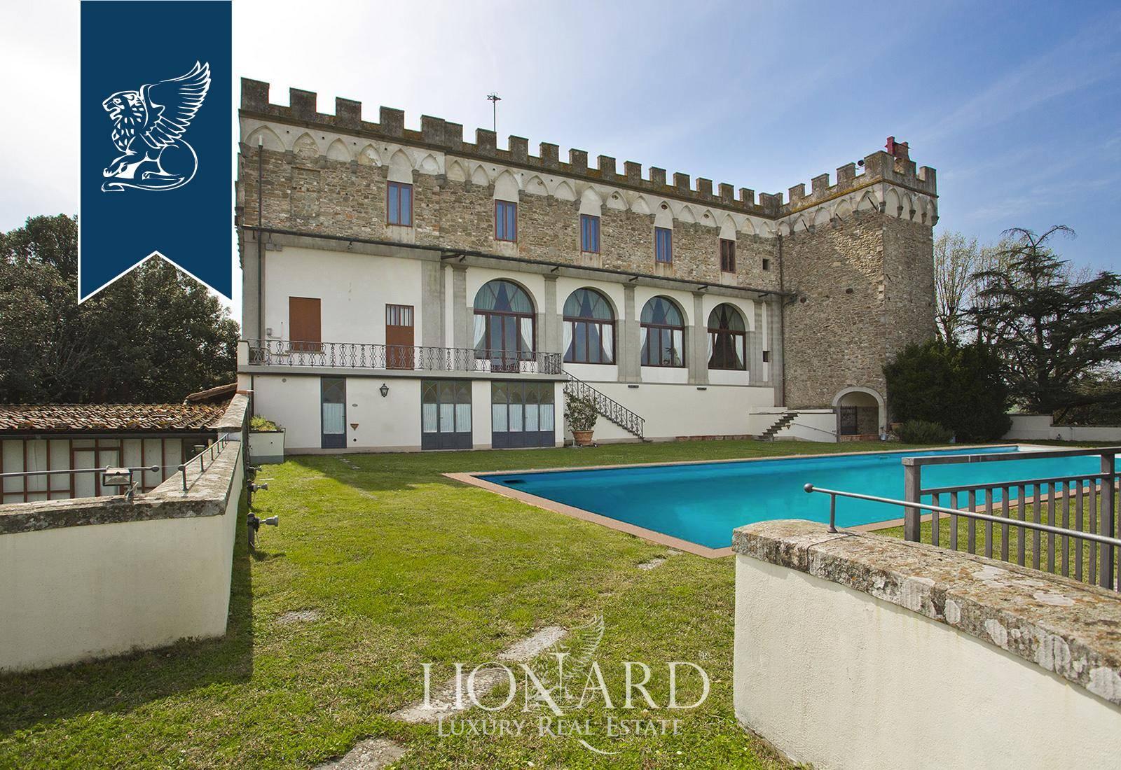 Villa in Vendita a Reggello: 0 locali, 2450 mq - Foto 5