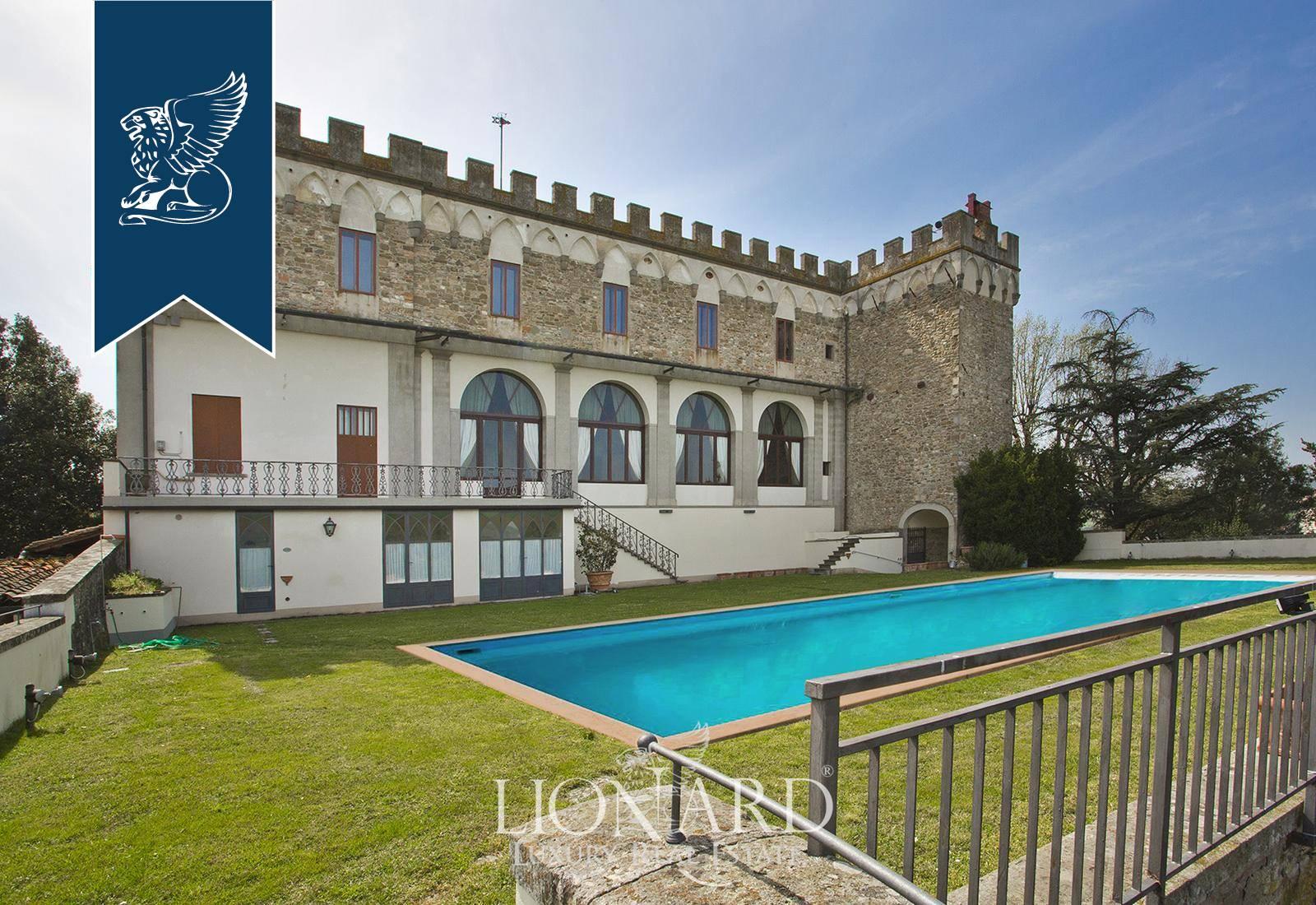 Villa in Vendita a Reggello: 0 locali, 2450 mq - Foto 6