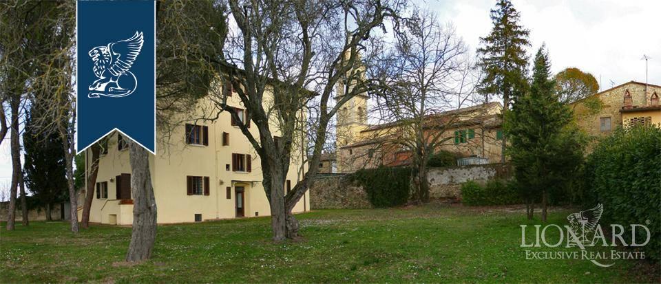 Villa in Vendita a Certaldo: 600 mq  - Foto 1