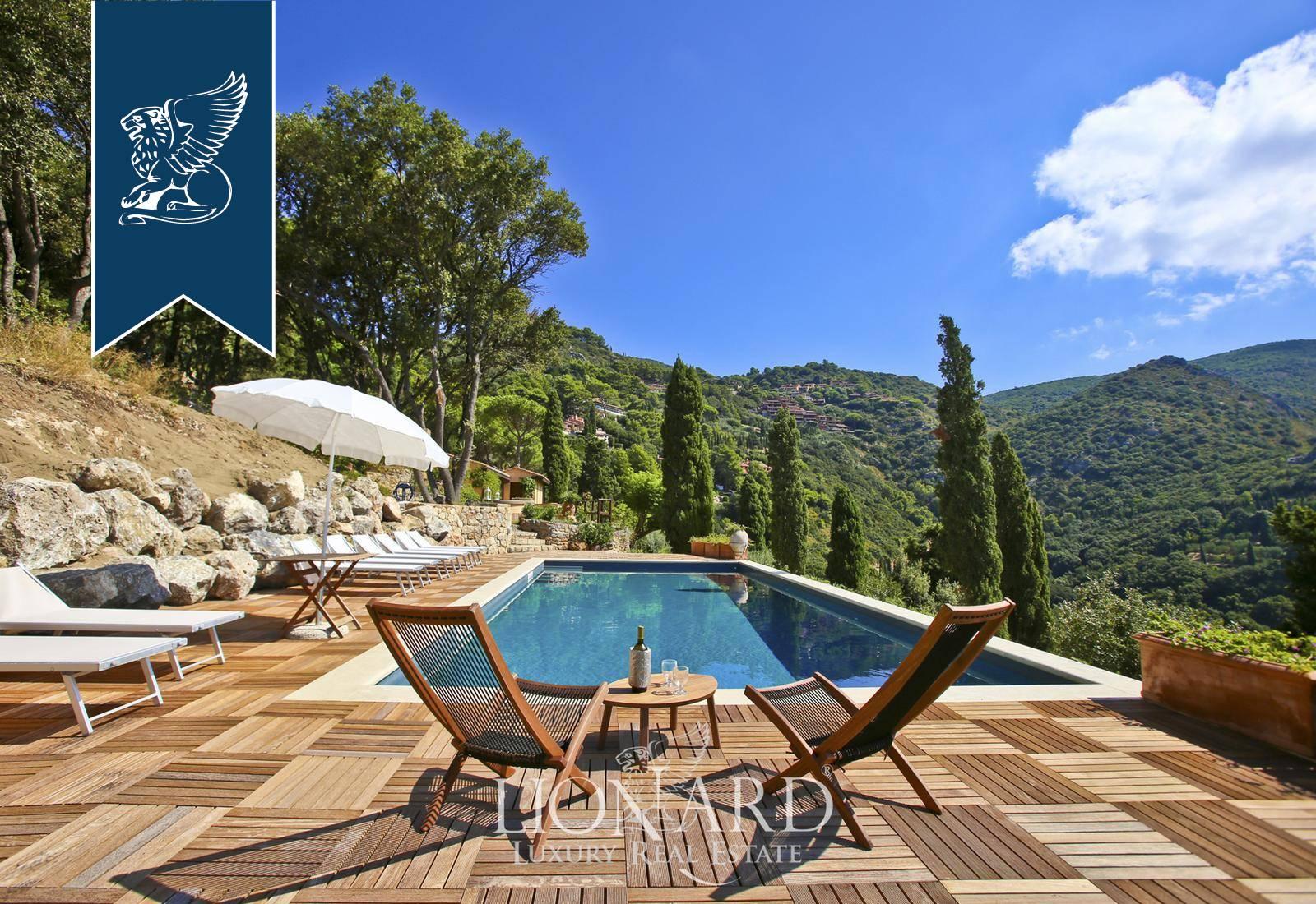 Villa in Vendita a Monte Argentario: 0 locali, 450 mq - Foto 7