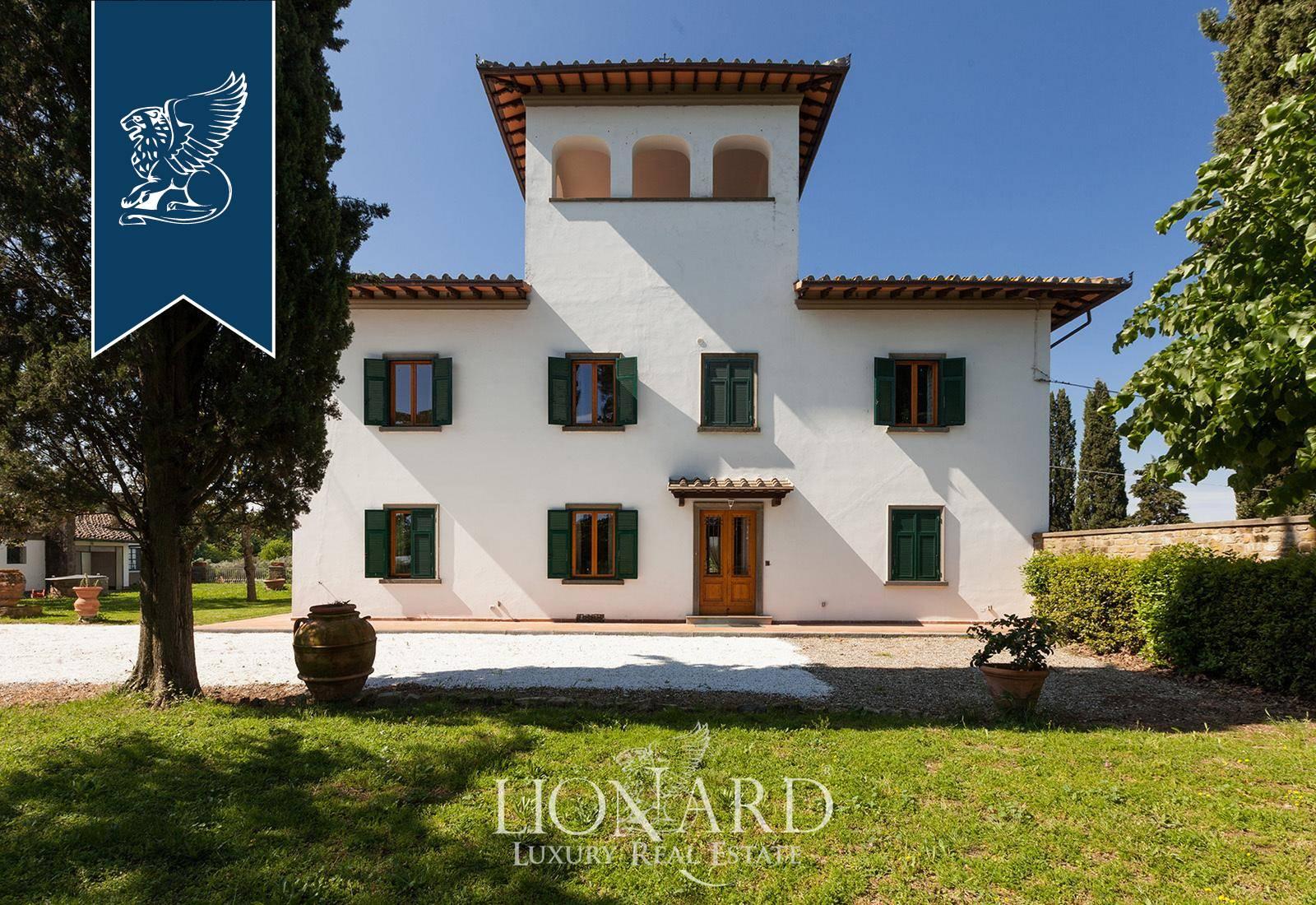 Villa in Vendita a San Casciano In Val Di Pesa: 0 locali, 1350 mq - Foto 2