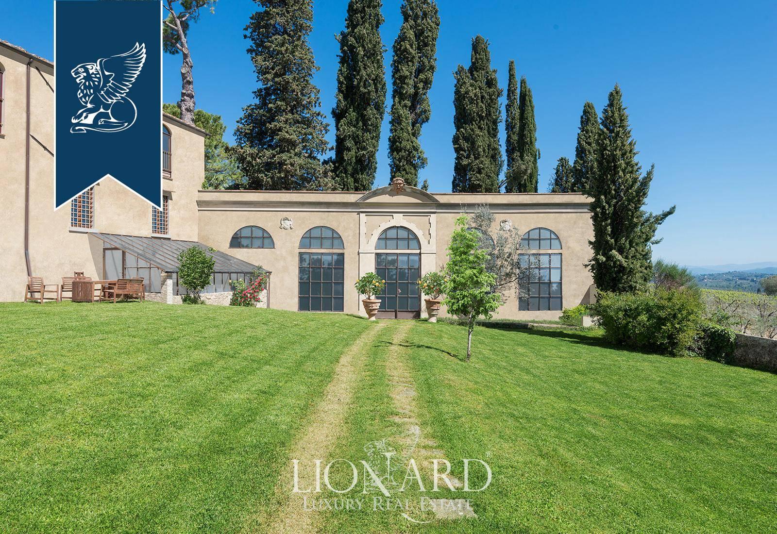 Villa in Vendita a San Casciano In Val Di Pesa: 0 locali, 3129 mq - Foto 9