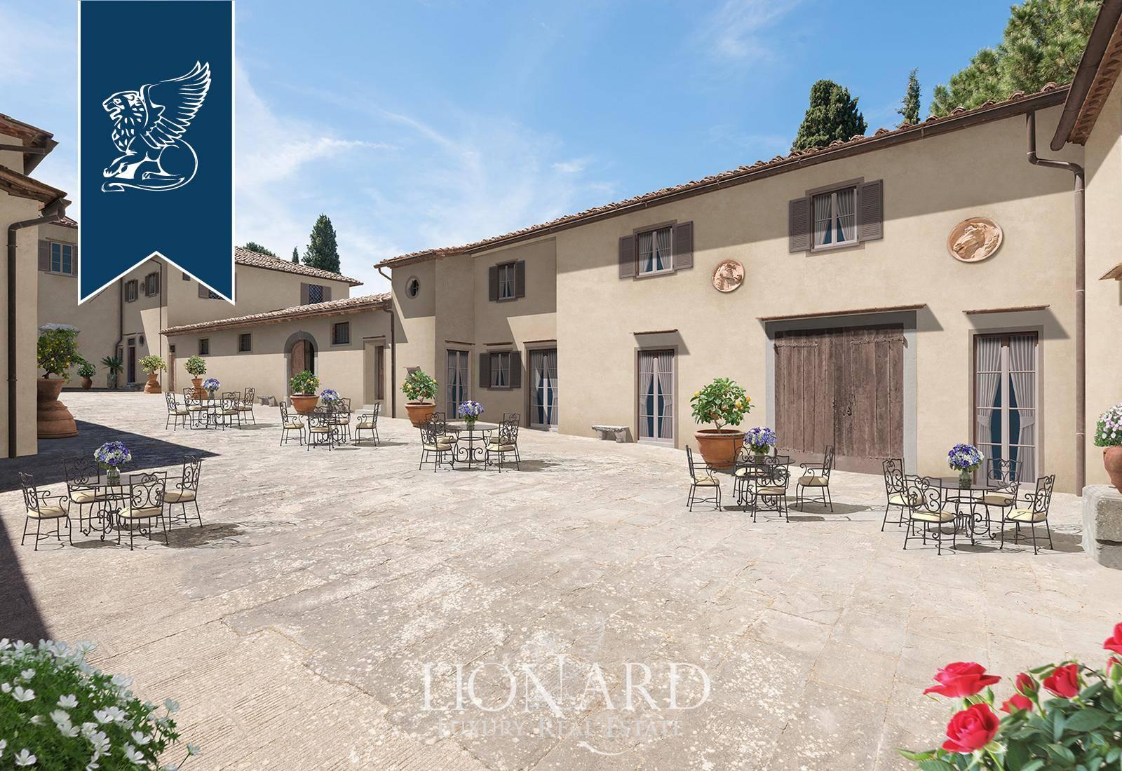 Villa in Vendita a San Casciano In Val Di Pesa: 0 locali, 3129 mq - Foto 2