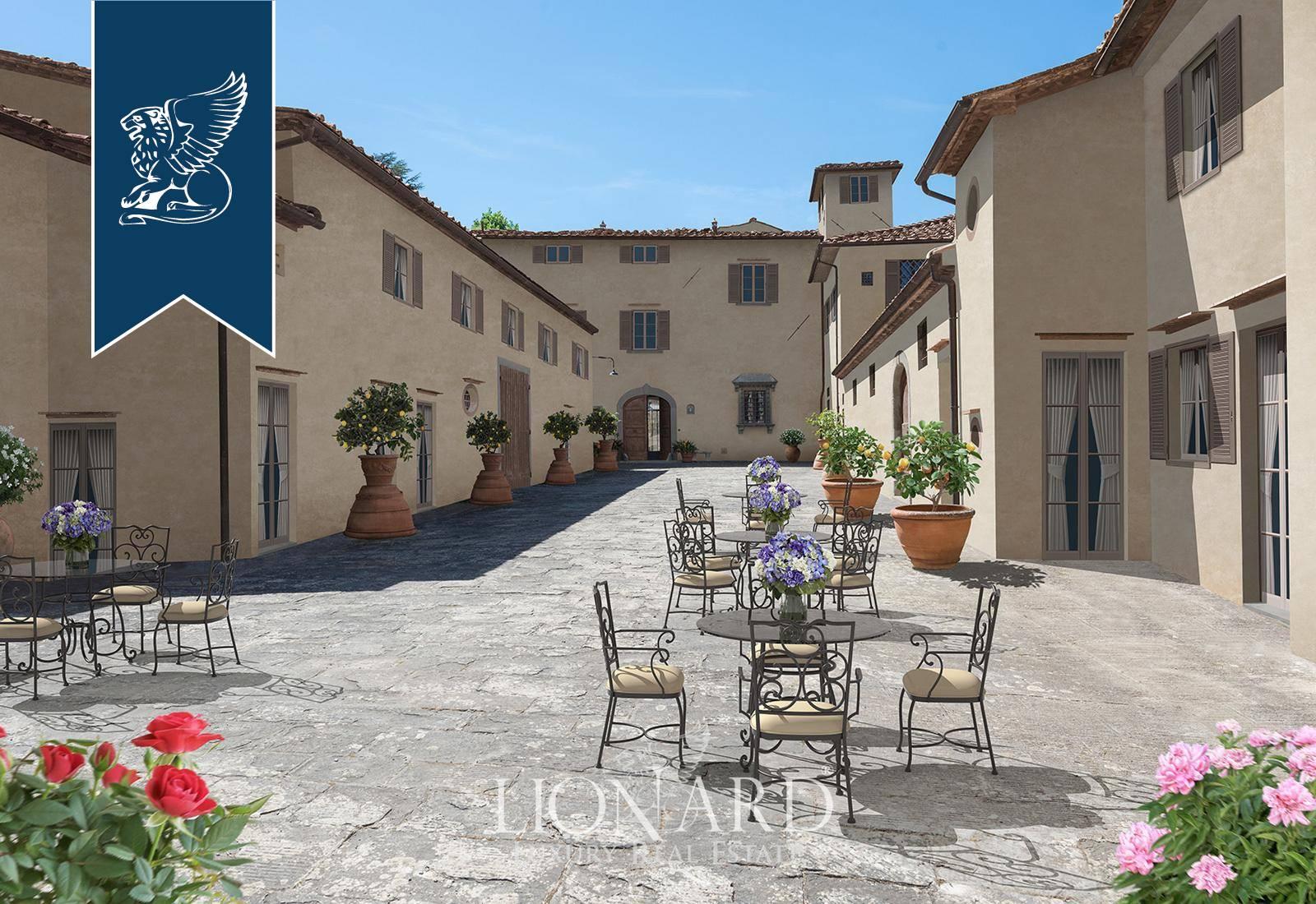 Villa in Vendita a San Casciano In Val Di Pesa: 0 locali, 3129 mq - Foto 3