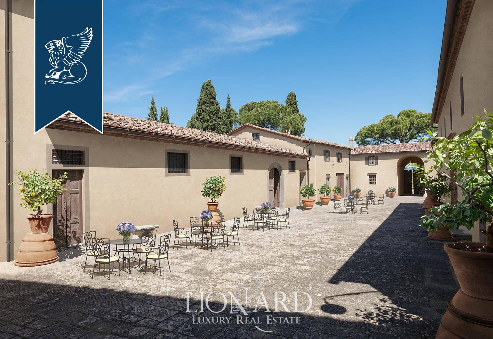 Villa in Vendita a San Casciano In Val Di Pesa: 0 locali, 3129 mq - Foto 4