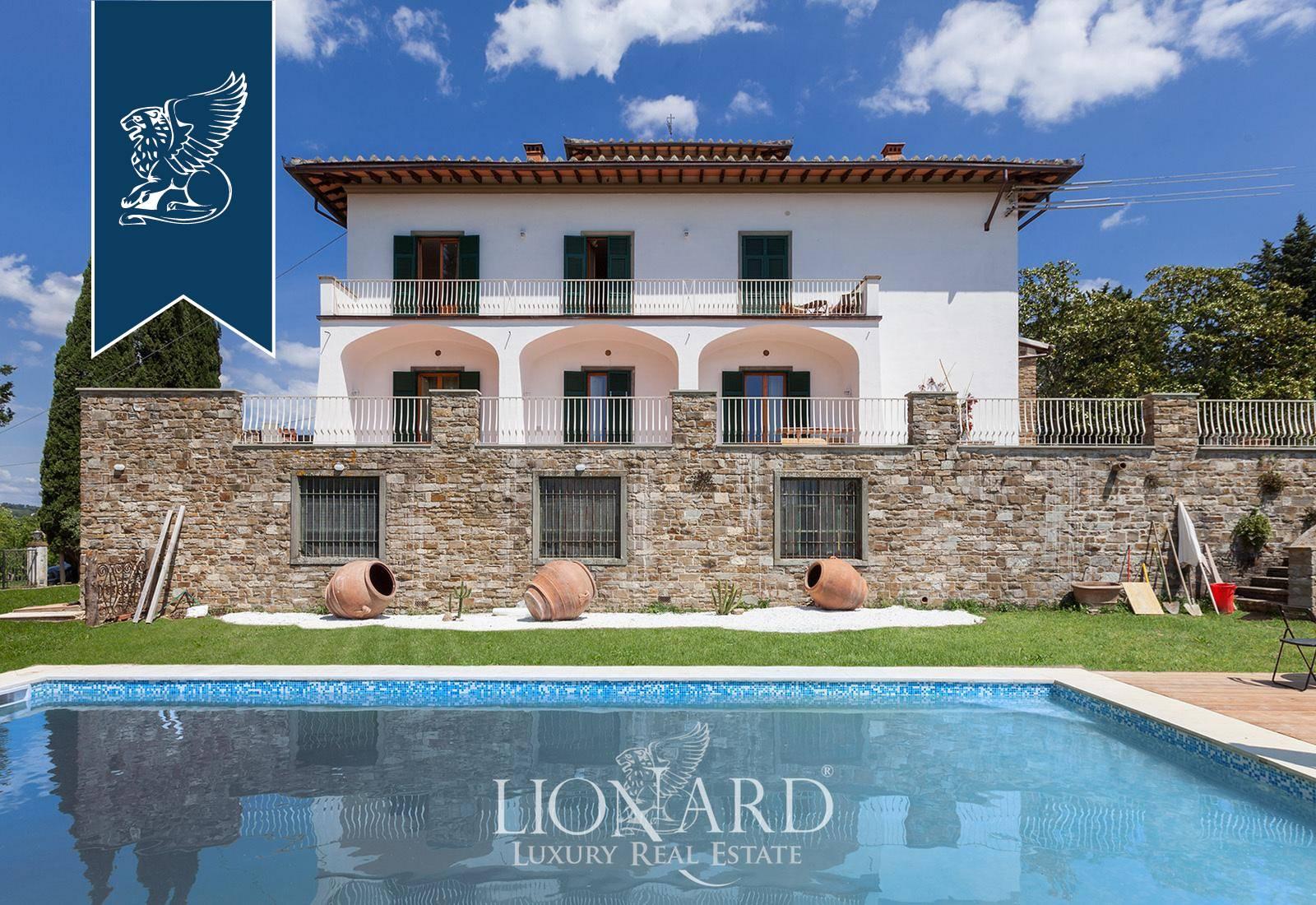 Villa in Vendita a San Casciano In Val Di Pesa: 0 locali, 1350 mq - Foto 9