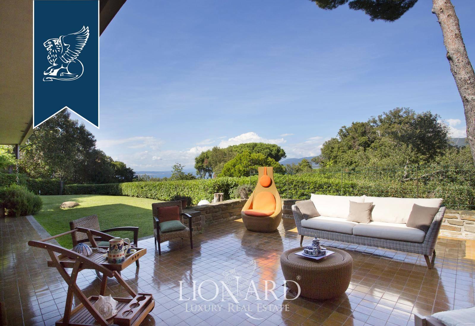 Villa in Vendita a Castiglione Della Pescaia: 0 locali, 270 mq - Foto 8