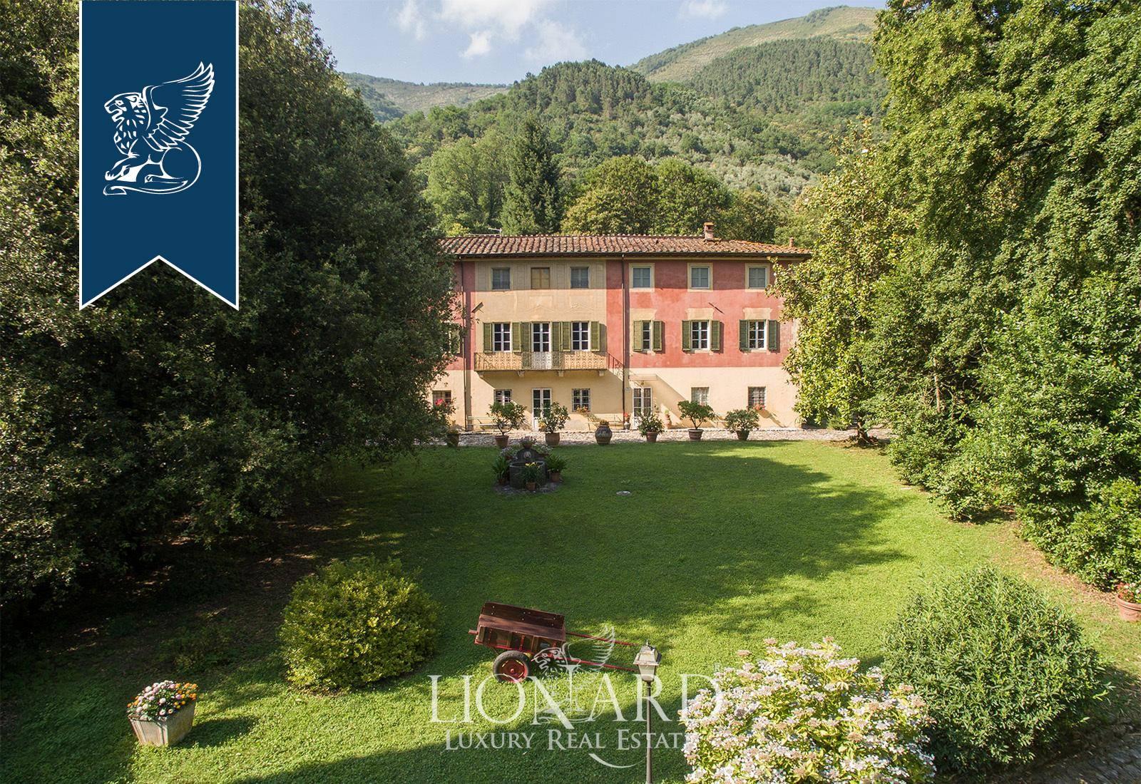 Villa in Vendita a Borgo A Mozzano: 0 locali, 1700 mq - Foto 4