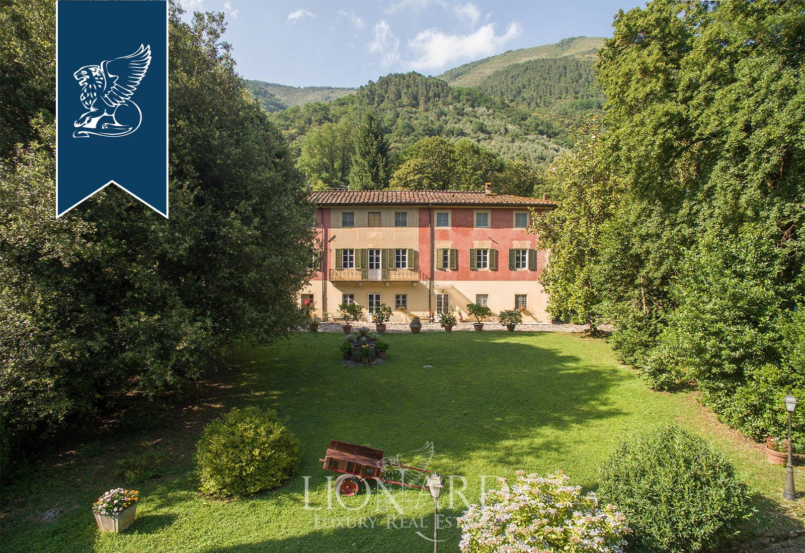 Villa in Vendita a Borgo A Mozzano: 0 locali, 1700 mq - Foto 5