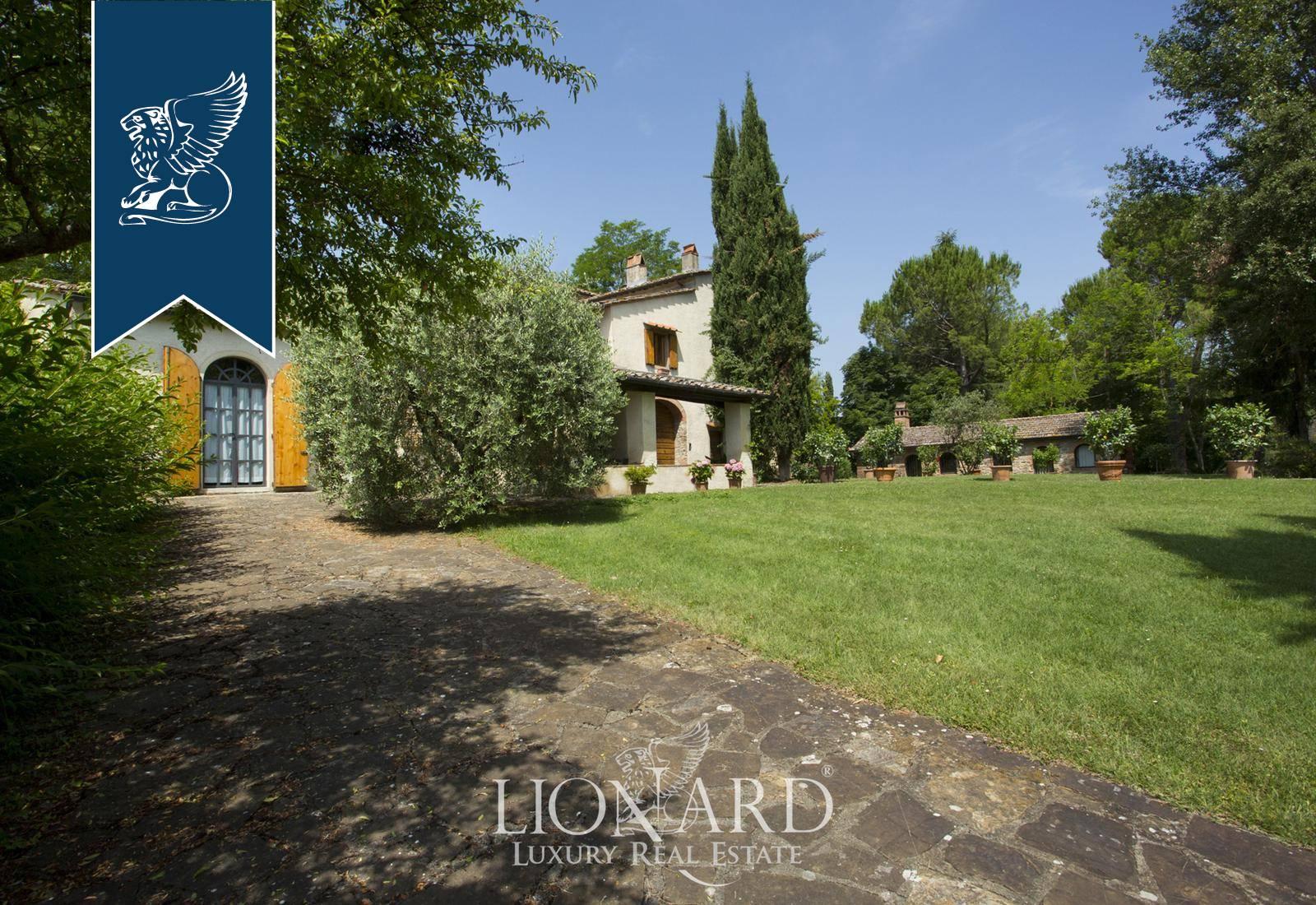Villa in Vendita a San Casciano In Val Di Pesa: 0 locali, 800 mq - Foto 9