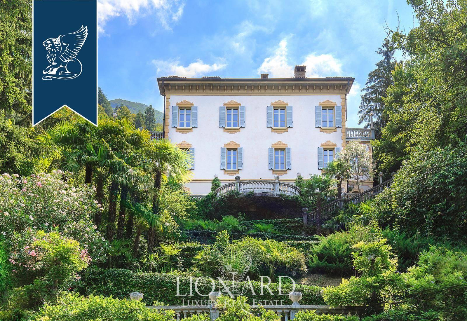 Villa in Vendita a Blevio