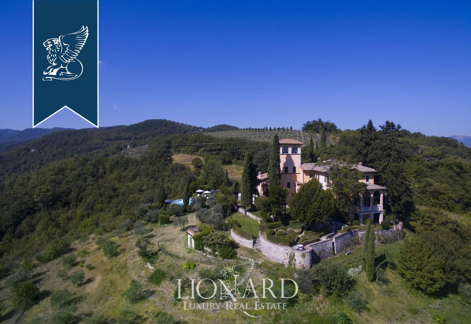 Villa in Vendita a Spoleto: 1500 mq