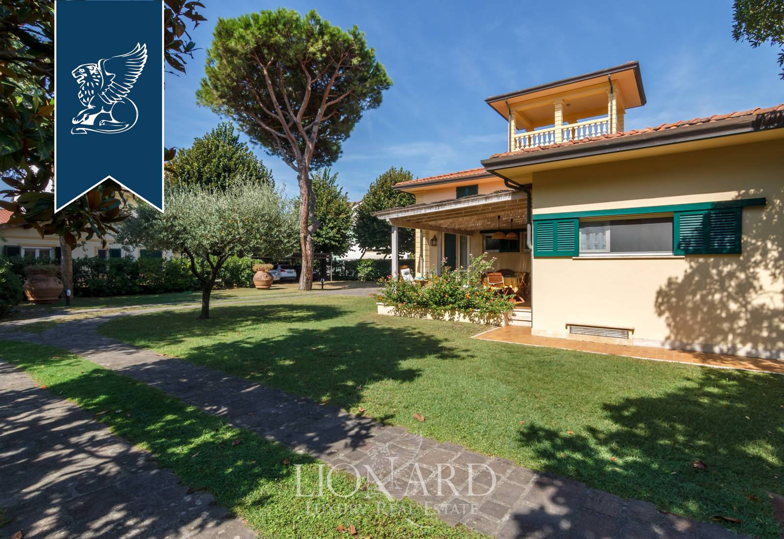 Villa in Vendita a Pietrasanta: 0 locali, 480 mq - Foto 5