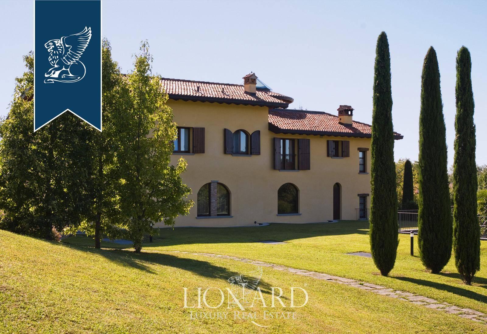 Villa in Vendita a San Fermo Della Battaglia: 0 locali, 1200 mq - Foto 2