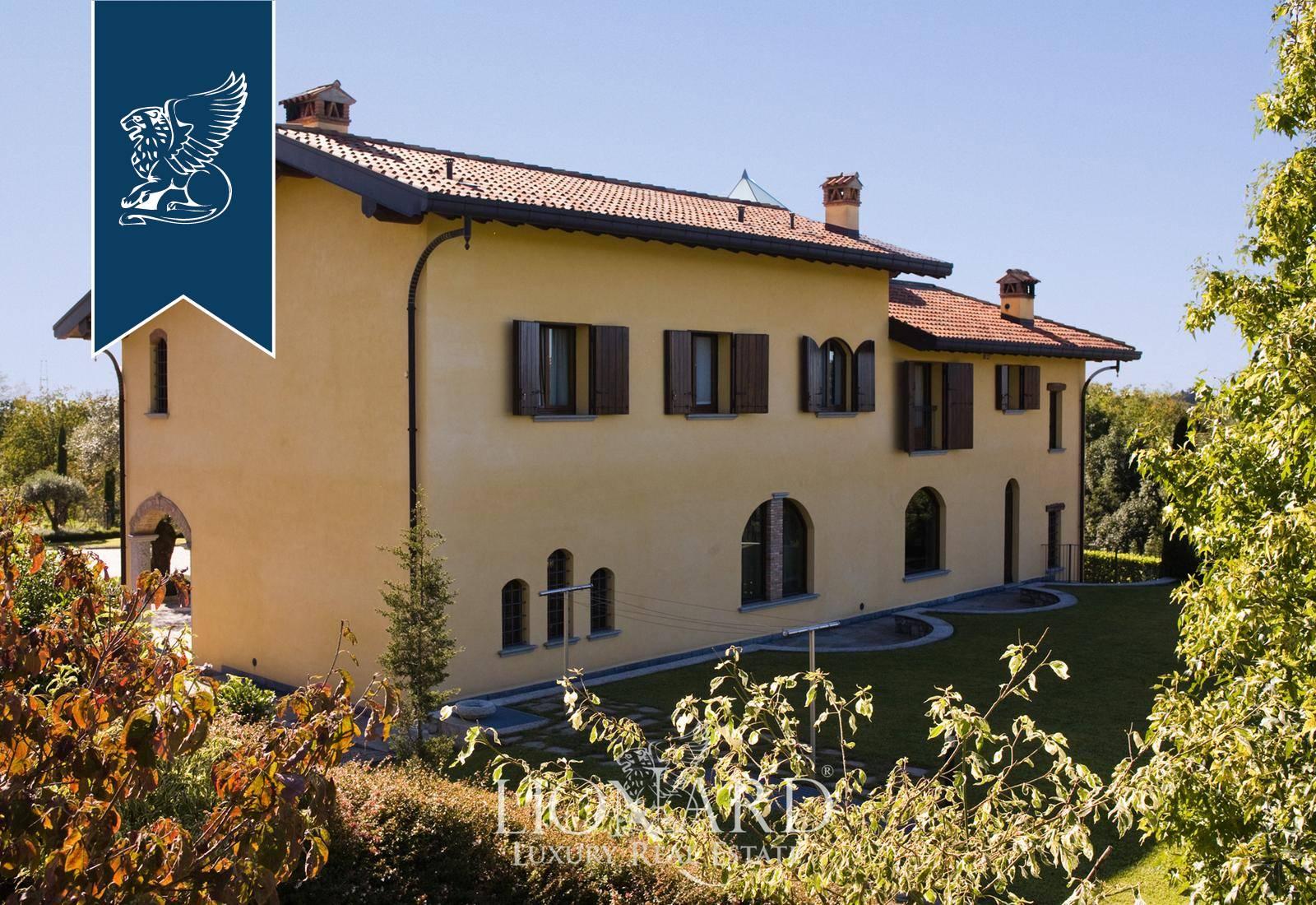 Villa in Vendita a San Fermo Della Battaglia: 0 locali, 1200 mq - Foto 3