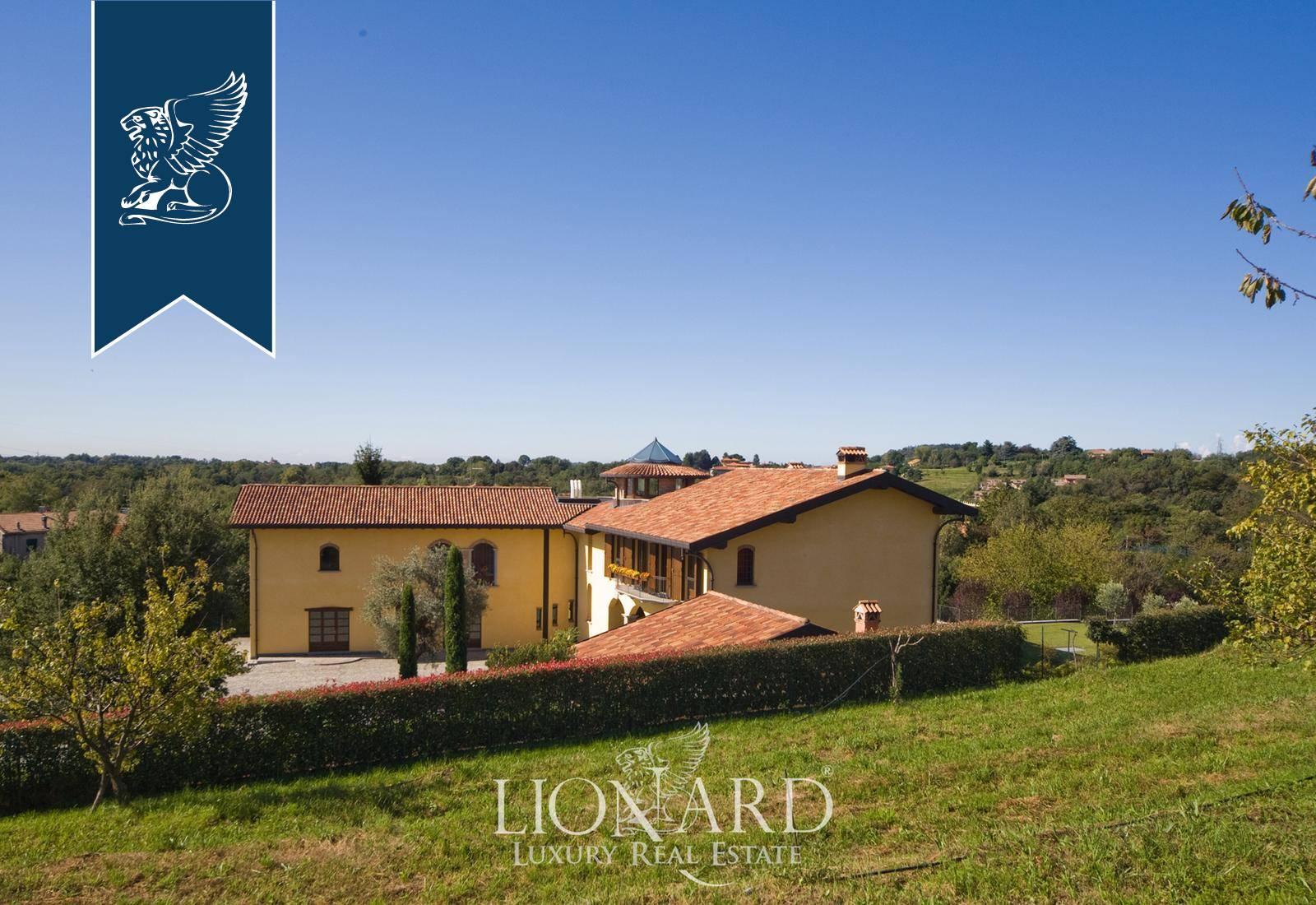 Villa in Vendita a San Fermo Della Battaglia: 0 locali, 1200 mq - Foto 9