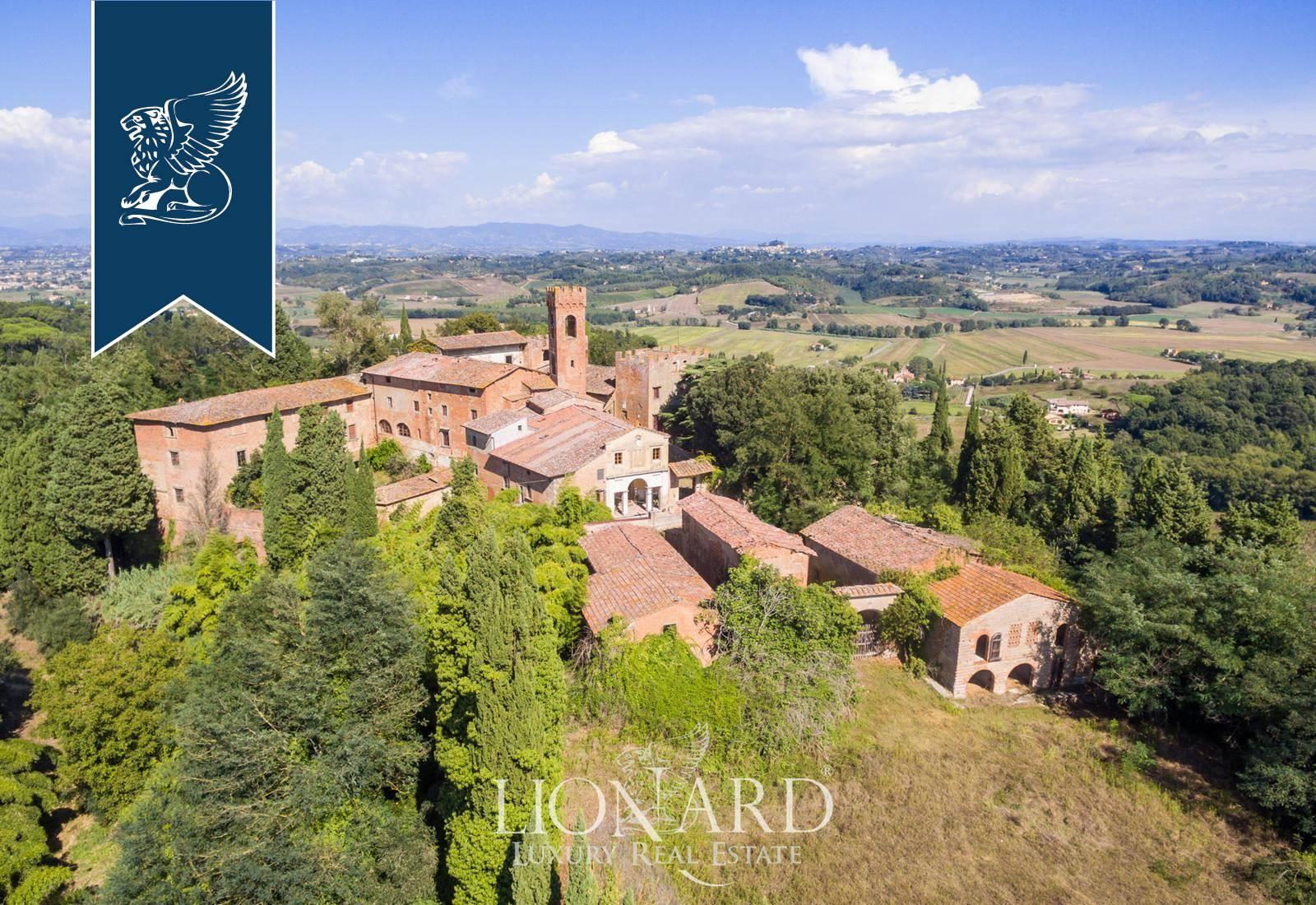 Villa in Vendita a Montopoli In Val D'Arno: 9000 mq