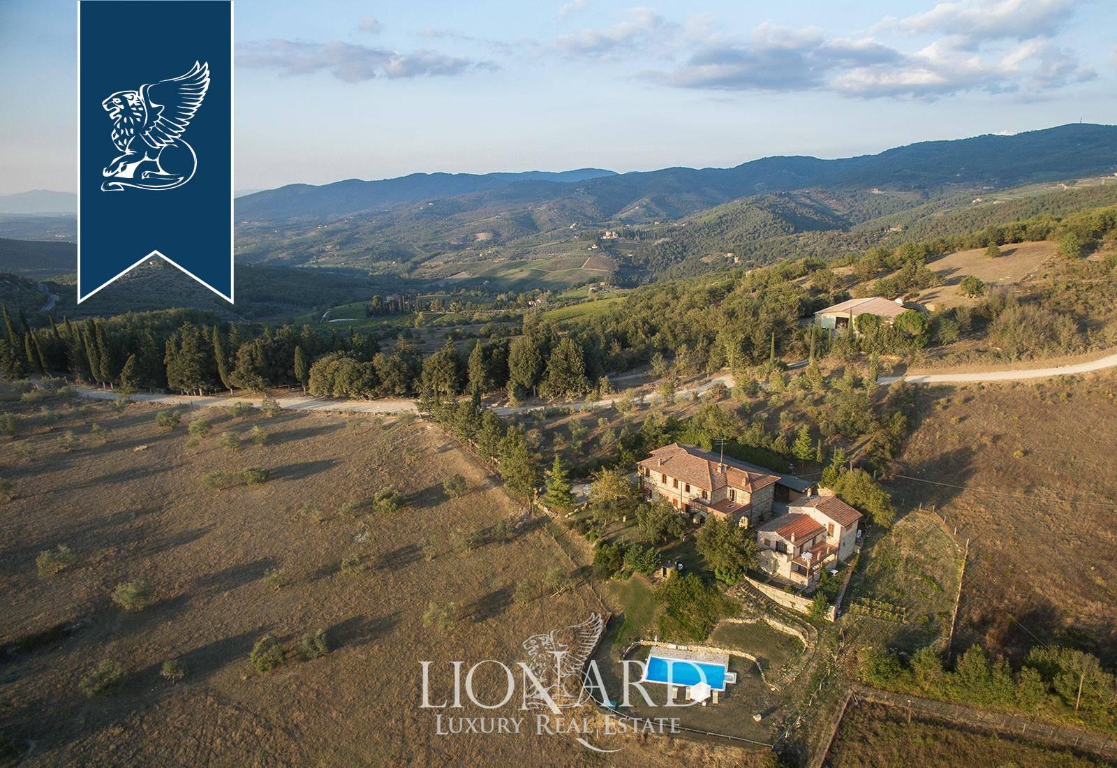 Villa in Vendita a Greve In Chianti: 0 locali, 1000 mq - Foto 2