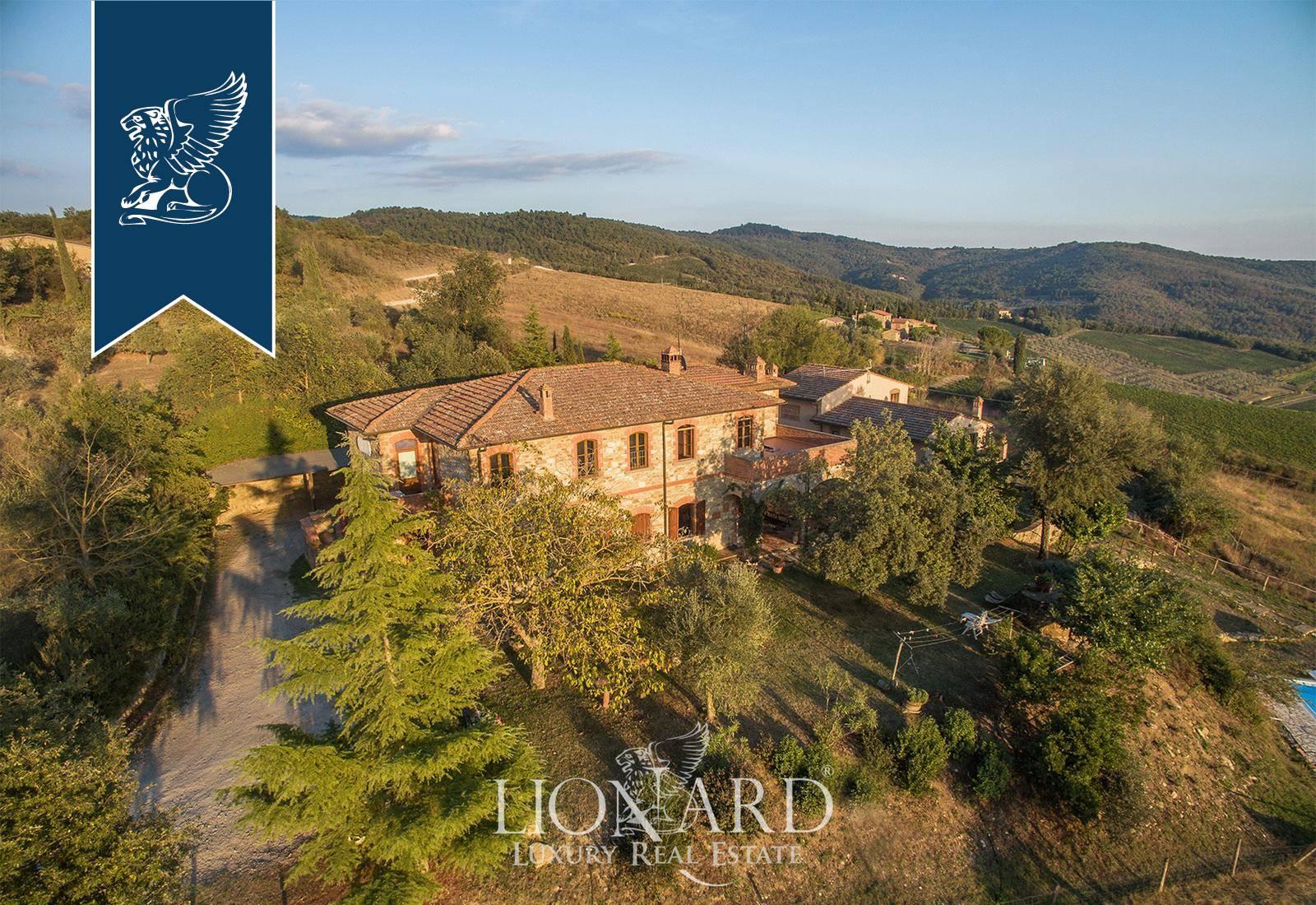Villa in Vendita a Greve In Chianti: 0 locali, 1000 mq - Foto 5