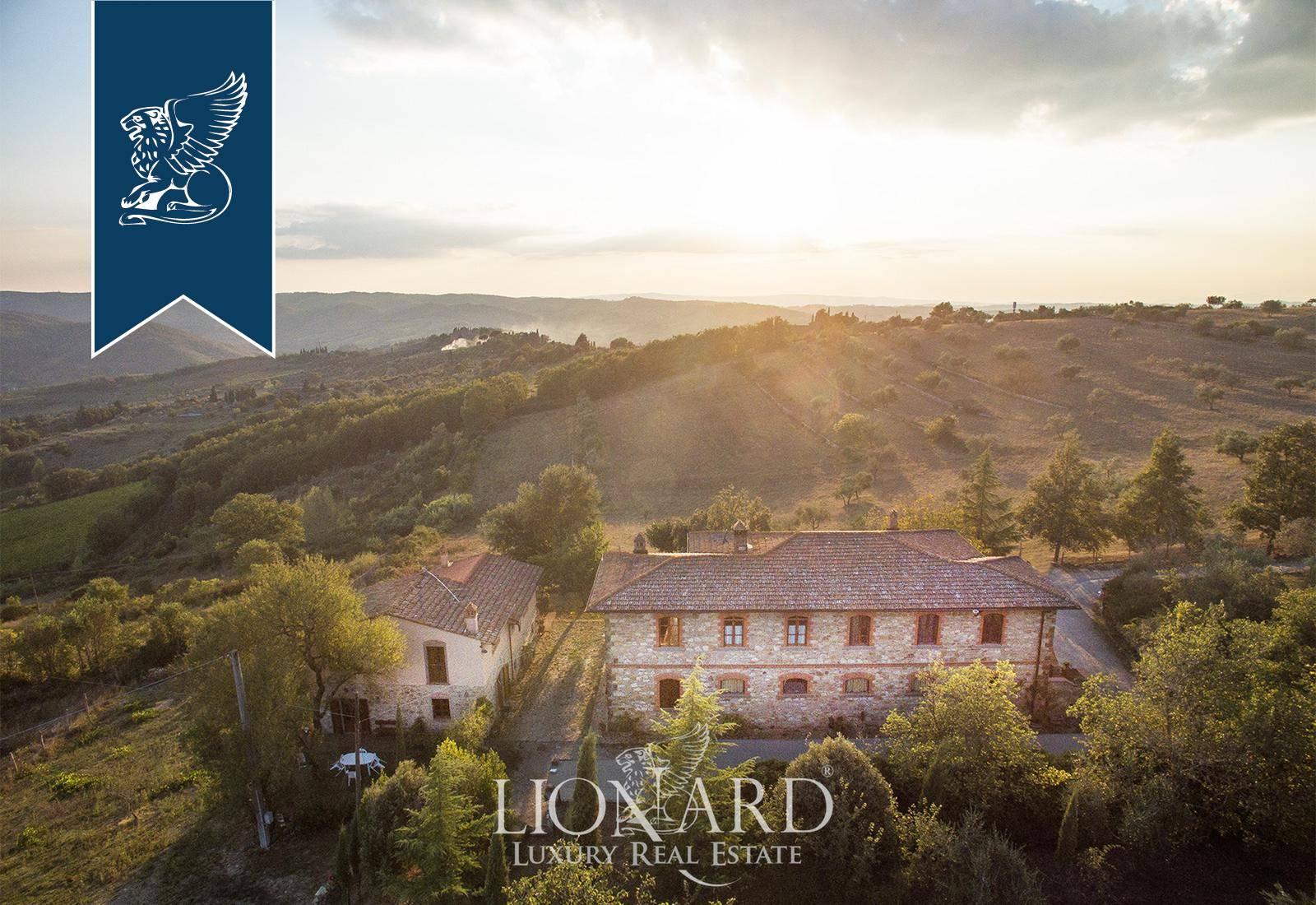 Villa in Vendita a Greve In Chianti: 0 locali, 1000 mq - Foto 7