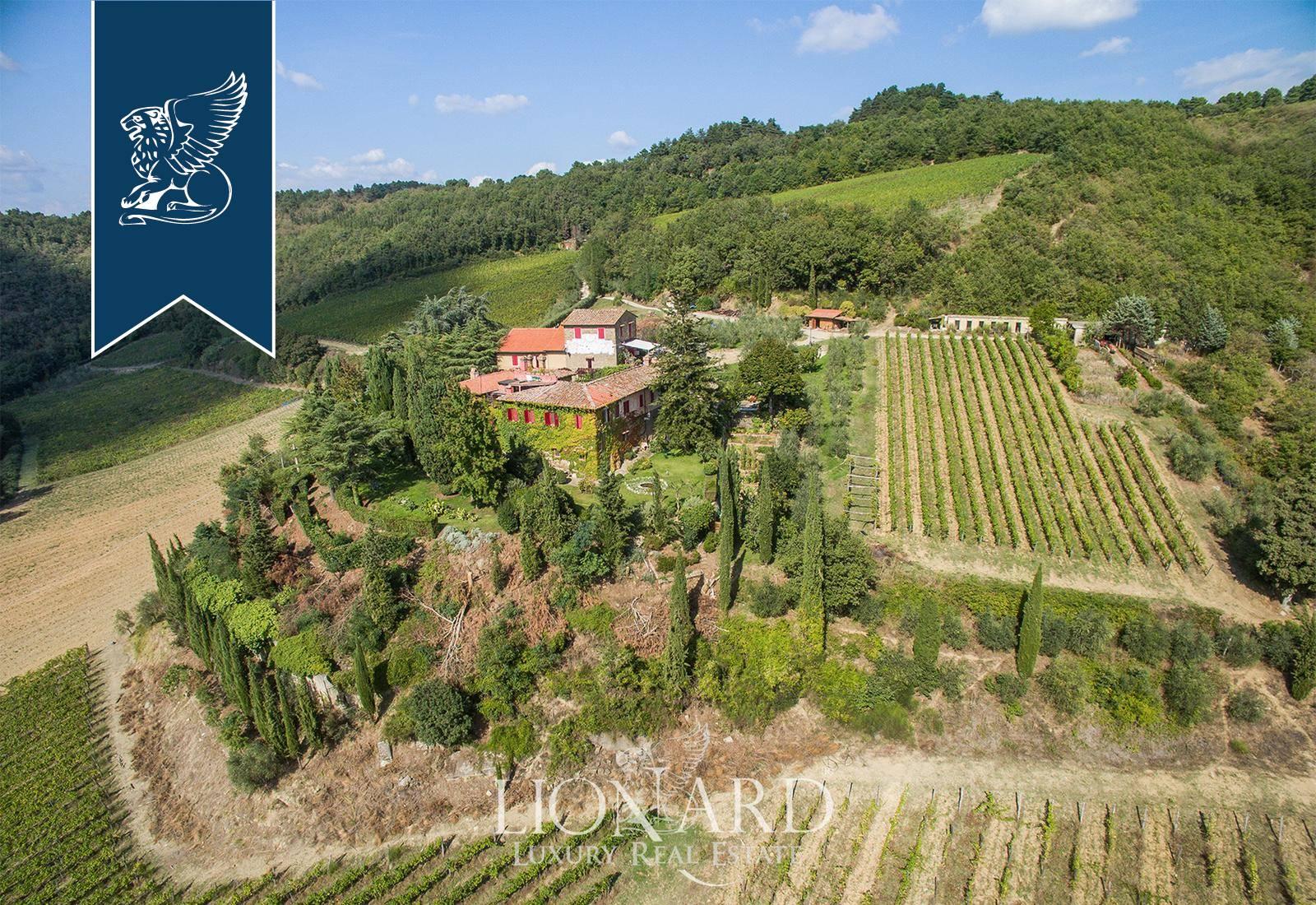 Azienda in Vendita a Greve In Chianti: 0 locali, 2000 mq - Foto 2