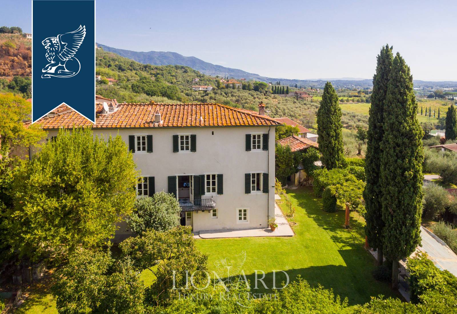 Villa in Vendita a Lucca: 0 locali, 750 mq - Foto 4