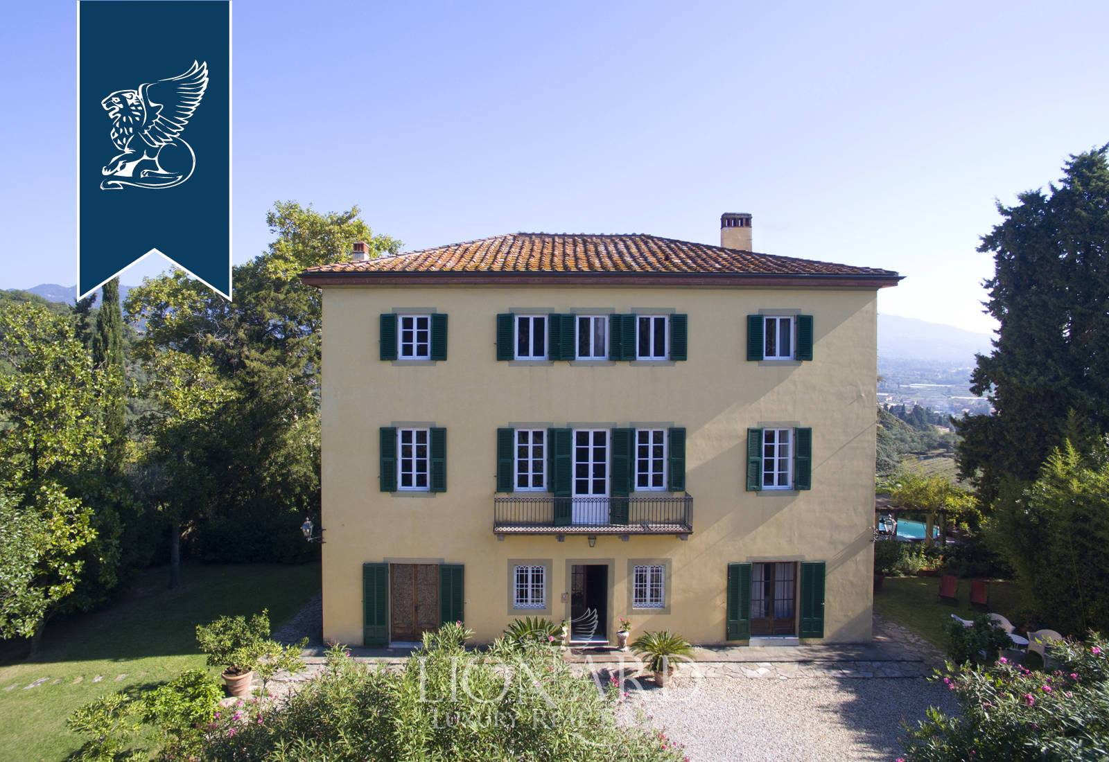 Villa in Vendita a Lucca: 0 locali, 600 mq - Foto 8