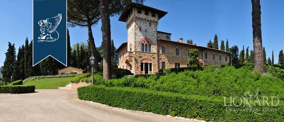 Villa in Vendita a San Gimignano: 0 locali, 2500 mq - Foto 2