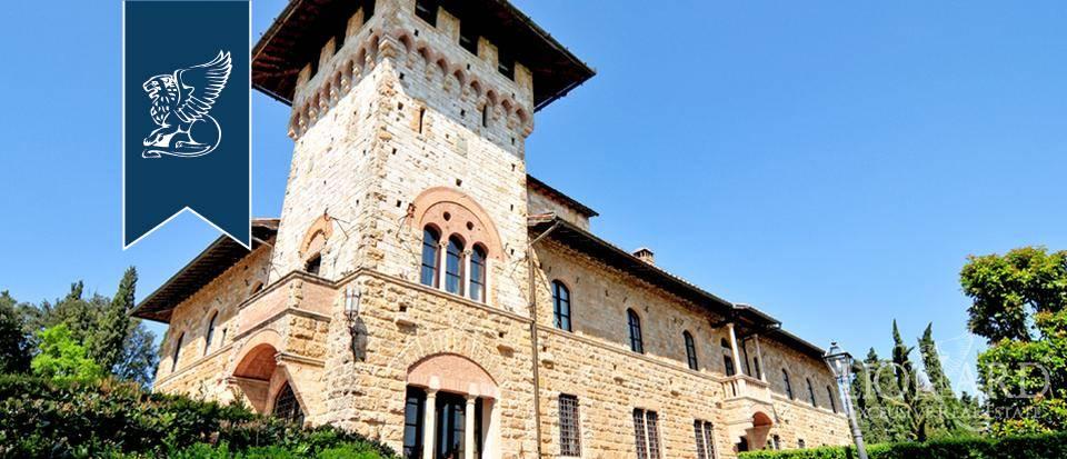 Villa in Vendita a San Gimignano: 0 locali, 2500 mq - Foto 6