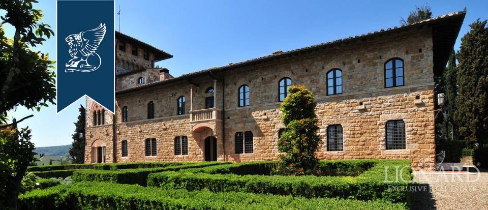 Villa in Vendita a San Gimignano: 0 locali, 2500 mq - Foto 1