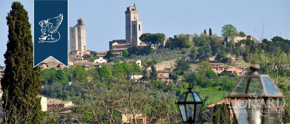 Villa in Vendita a San Gimignano: 0 locali, 2500 mq - Foto 9