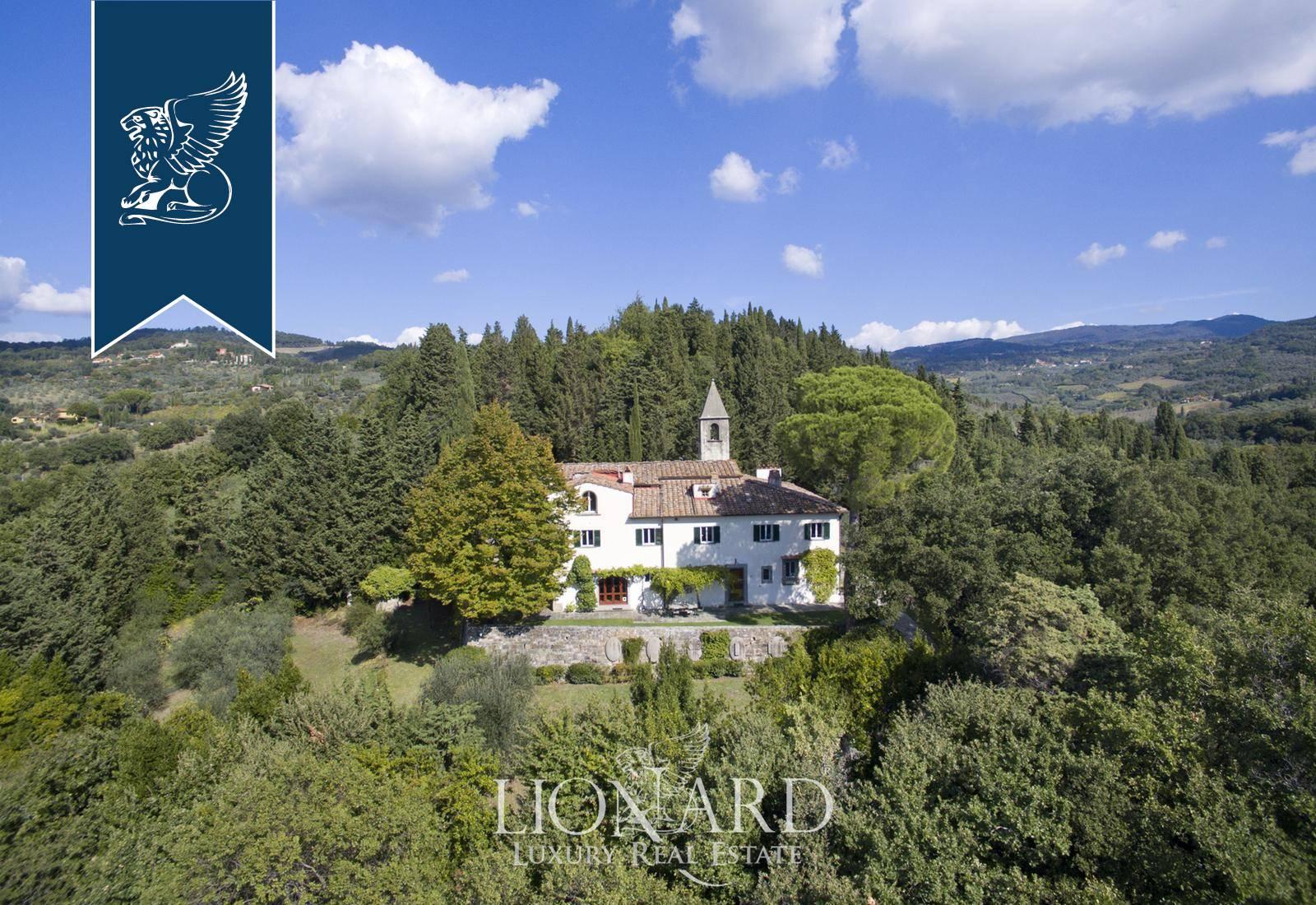 Villa in Vendita a Fiesole: 0 locali, 626 mq - Foto 2