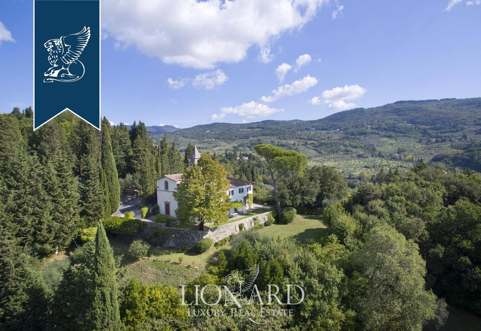 Villa in Vendita a Fiesole: 0 locali, 626 mq - Foto 4