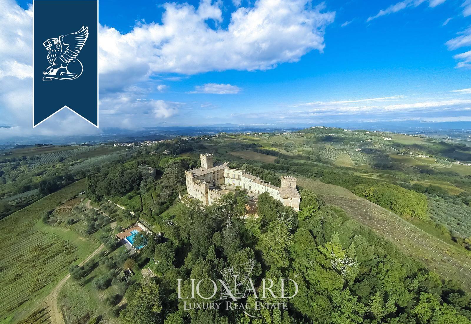 Villa in Vendita a Certaldo: 0 locali, 5000 mq - Foto 2
