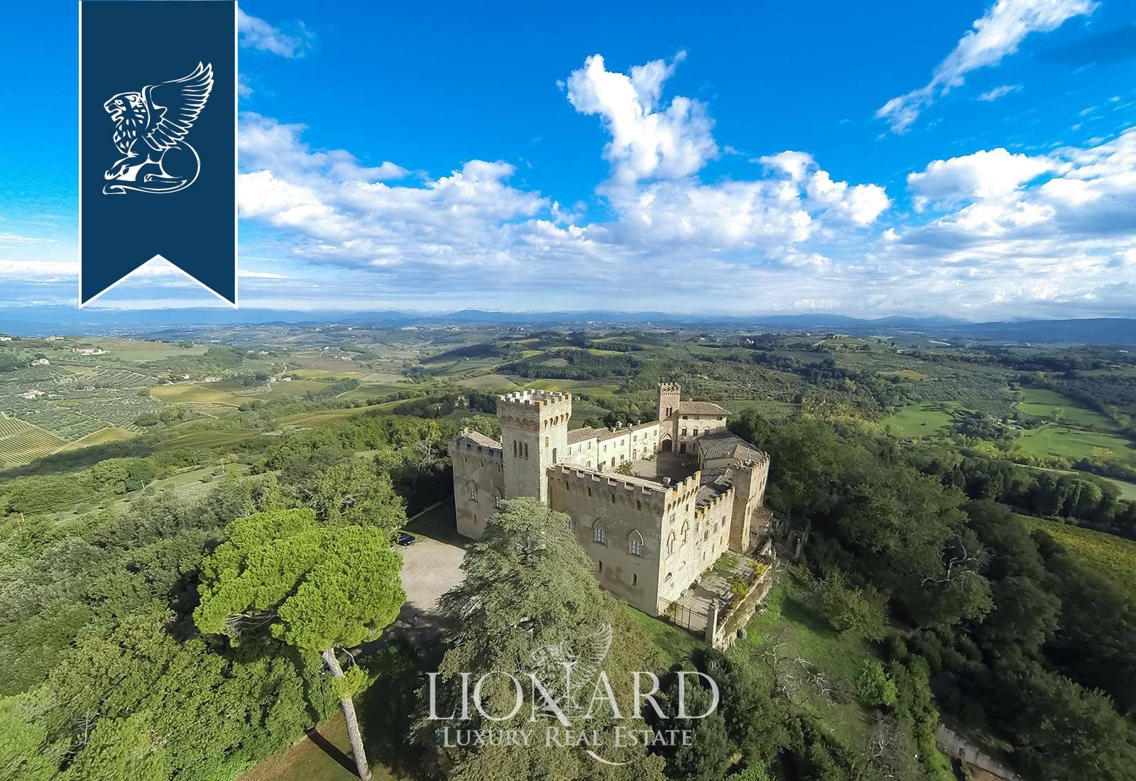 Villa in Vendita a Certaldo: 0 locali, 5000 mq - Foto 3