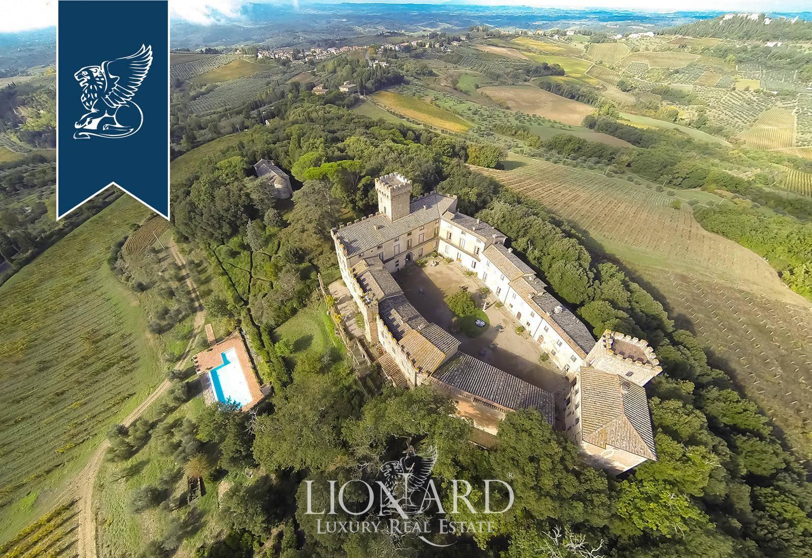 Villa in Vendita a Certaldo: 0 locali, 5000 mq - Foto 6