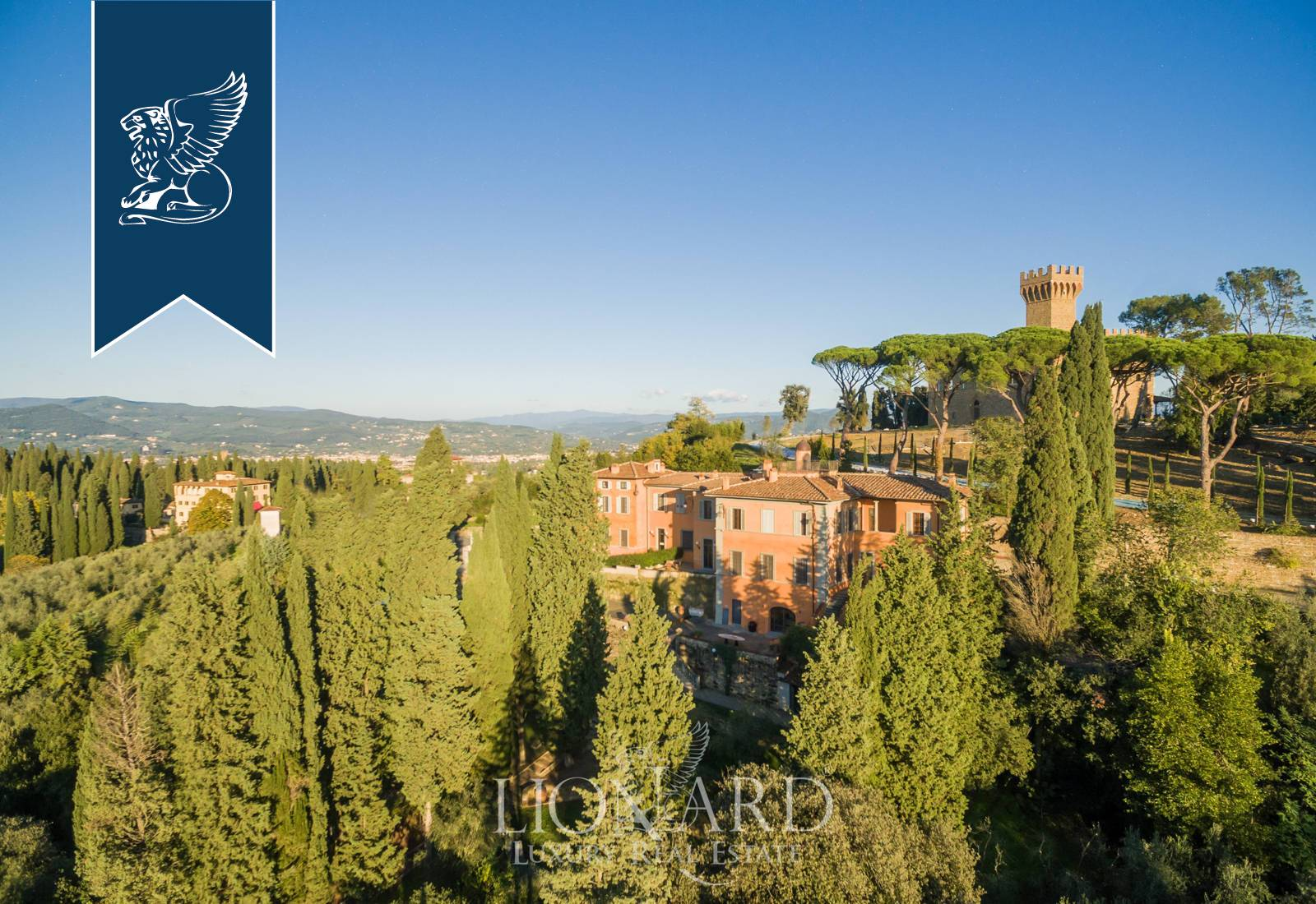 Villa in Vendita a Firenze: 0 locali, 1300 mq - Foto 5