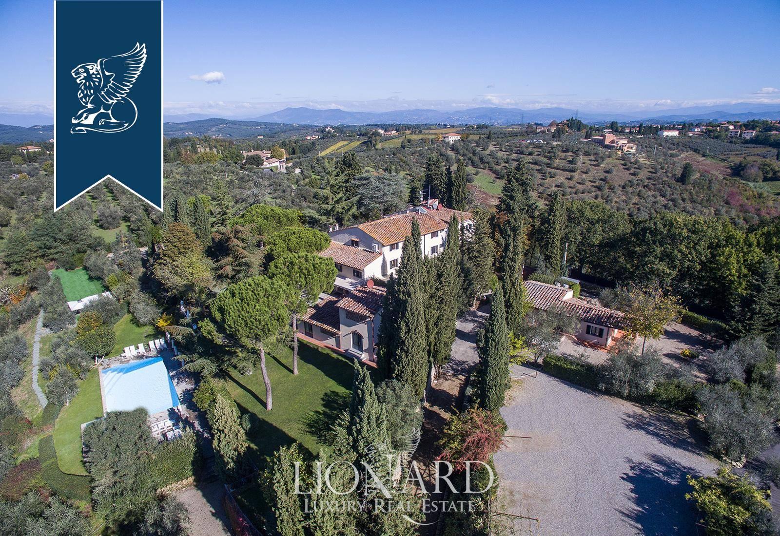 Villa in Vendita a San Casciano In Val Di Pesa: 0 locali, 1500 mq - Foto 1