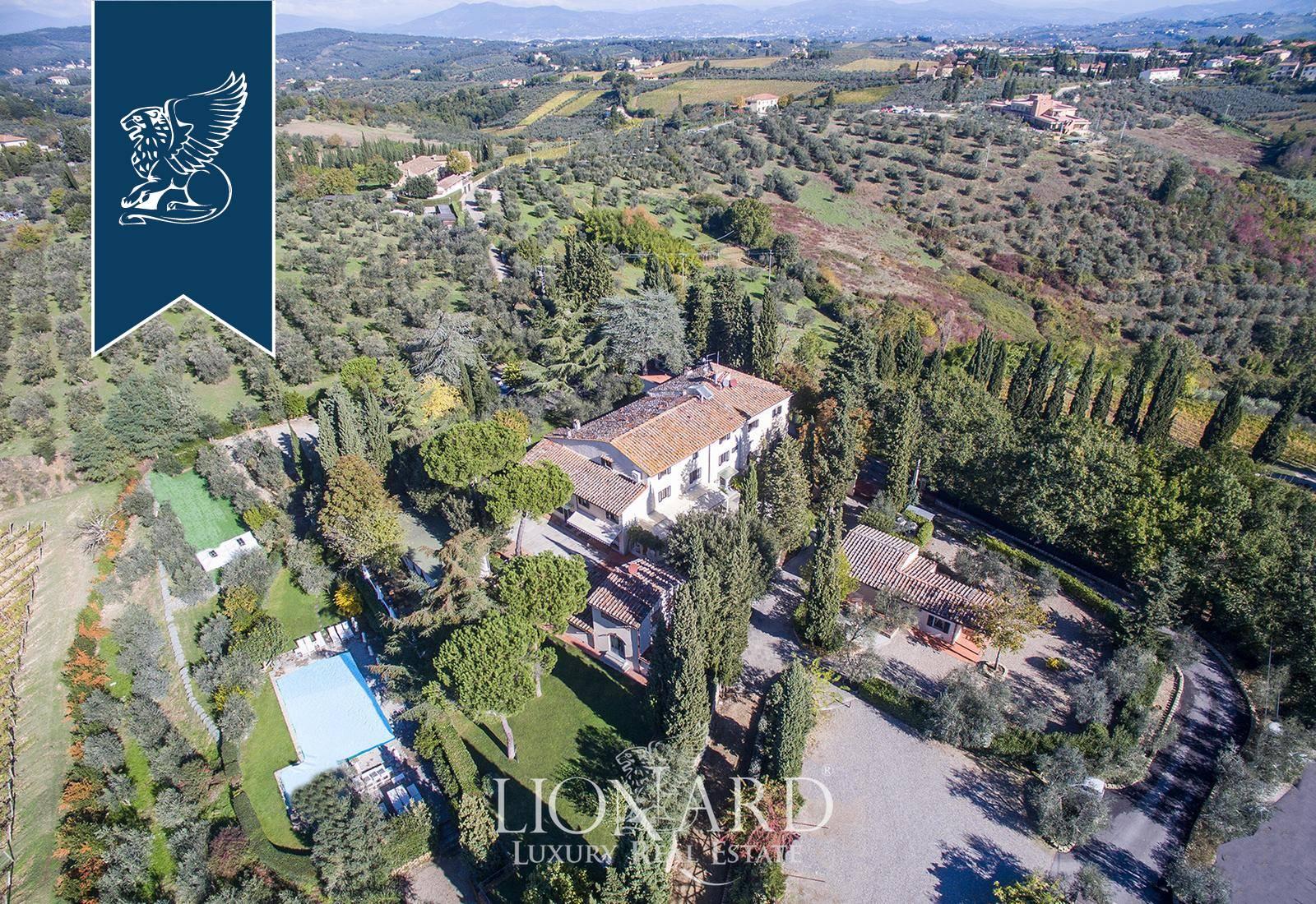 Villa in Vendita a San Casciano In Val Di Pesa: 0 locali, 1500 mq - Foto 2