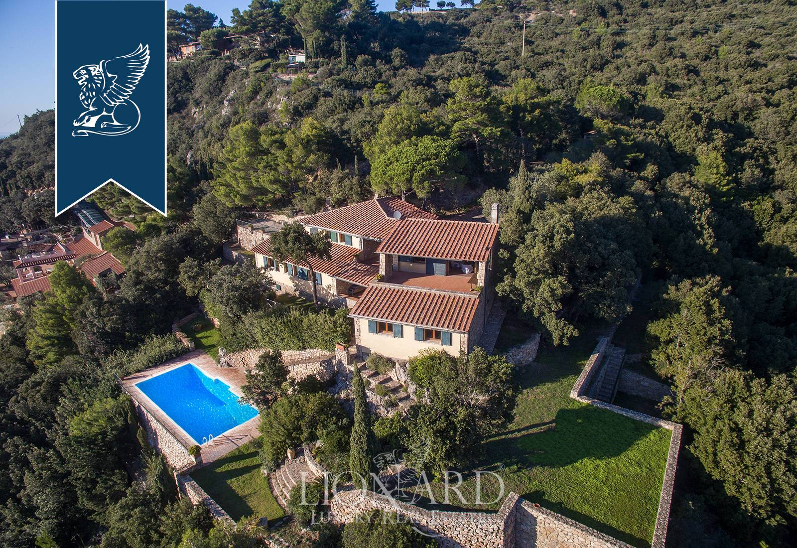 Villa in Vendita a Monte Argentario: 0 locali, 350 mq - Foto 3