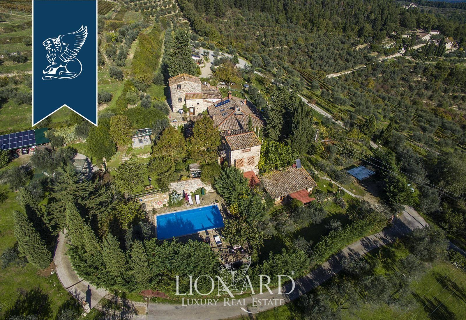 Agriturismo in Vendita a Greve In Chianti: 0 locali, 400 mq - Foto 1