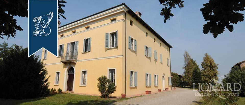 Villa in Vendita a Castelfranco Emilia: 11000 mq