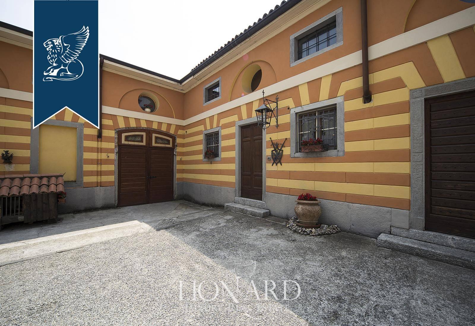 Villa in Vendita a Almenno San Bartolomeo: 2000 mq
