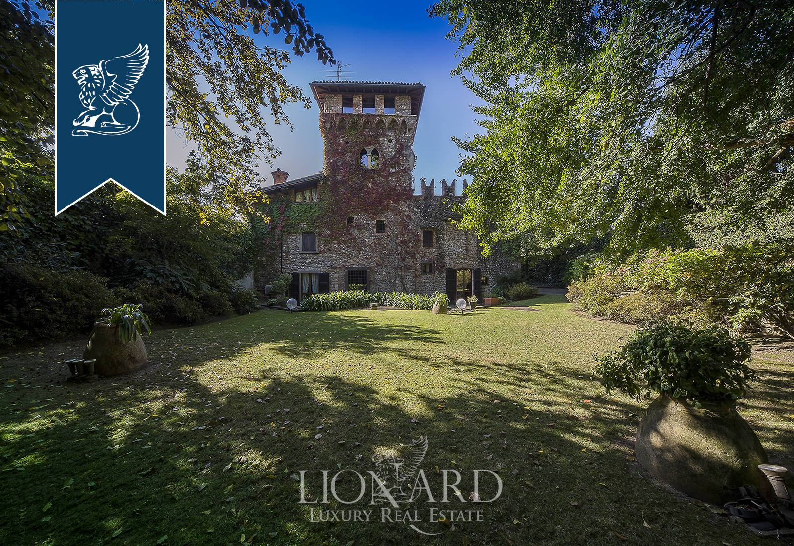 Villa in Vendita a Gorle: 0 locali, 850 mq - Foto 2