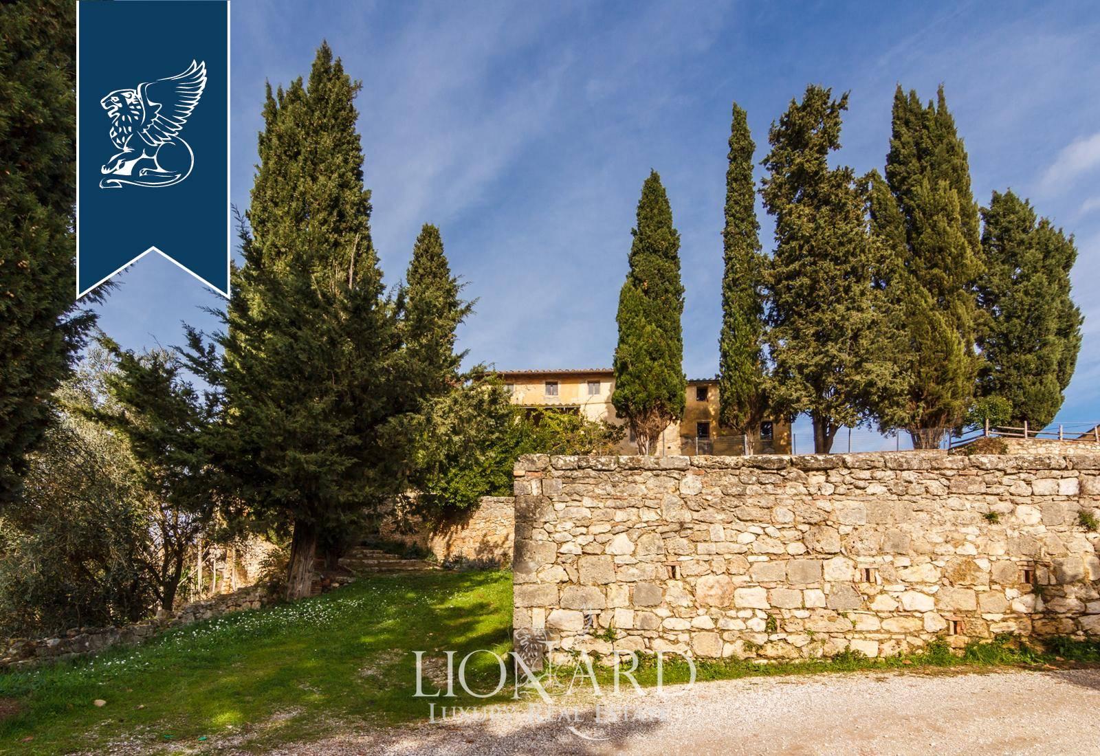 Villa in Vendita a Colle Di Val D'Elsa: 0 locali, 3000 mq - Foto 8