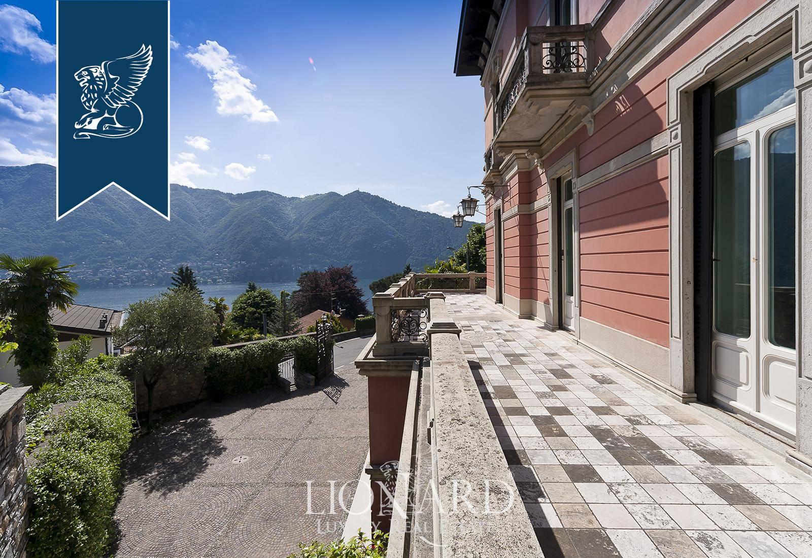 Villa in Vendita a Cernobbio: 0 locali, 700 mq - Foto 2