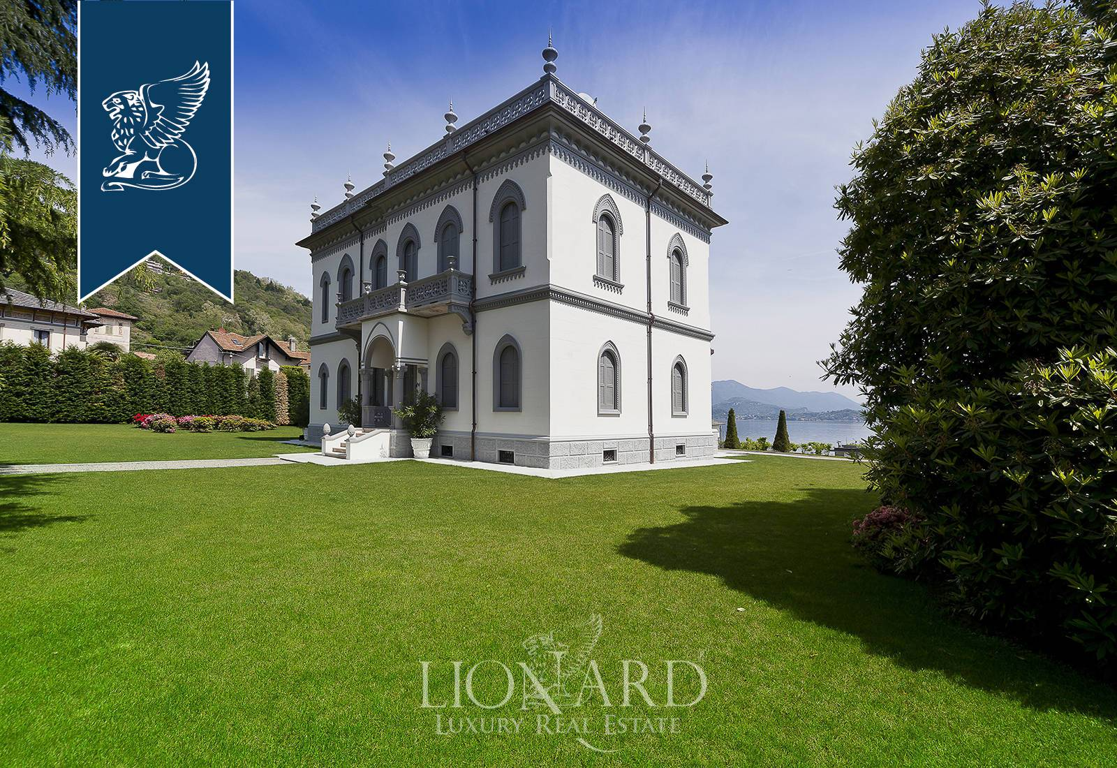 Villa in Vendita a Lesa: 0 locali, 1250 mq - Foto 3