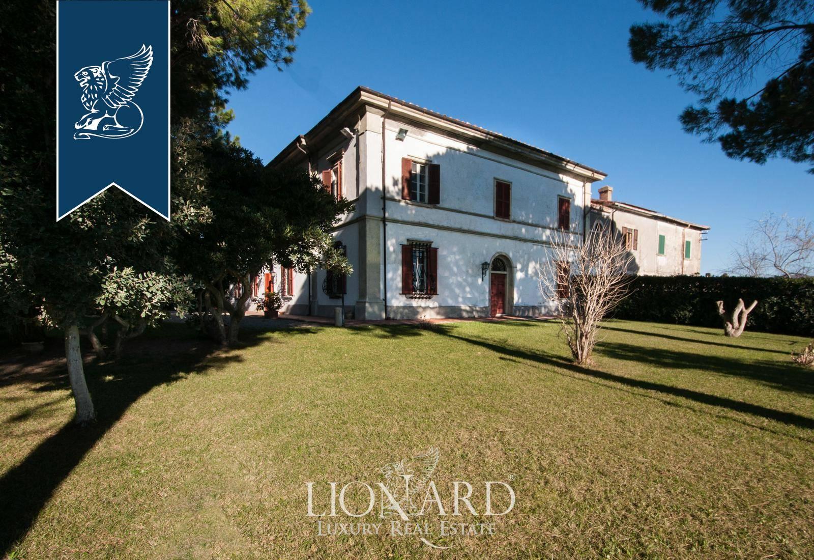 Villa in Vendita a Castellina Marittima: 0 locali, 950 mq - Foto 8