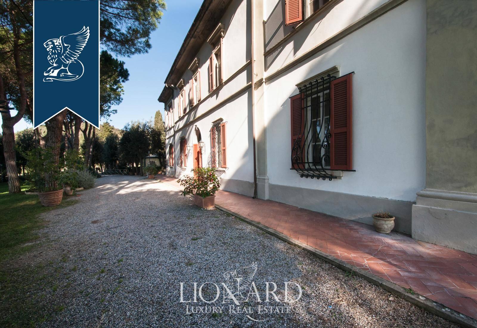 Villa in Vendita a Castellina Marittima: 0 locali, 950 mq - Foto 9