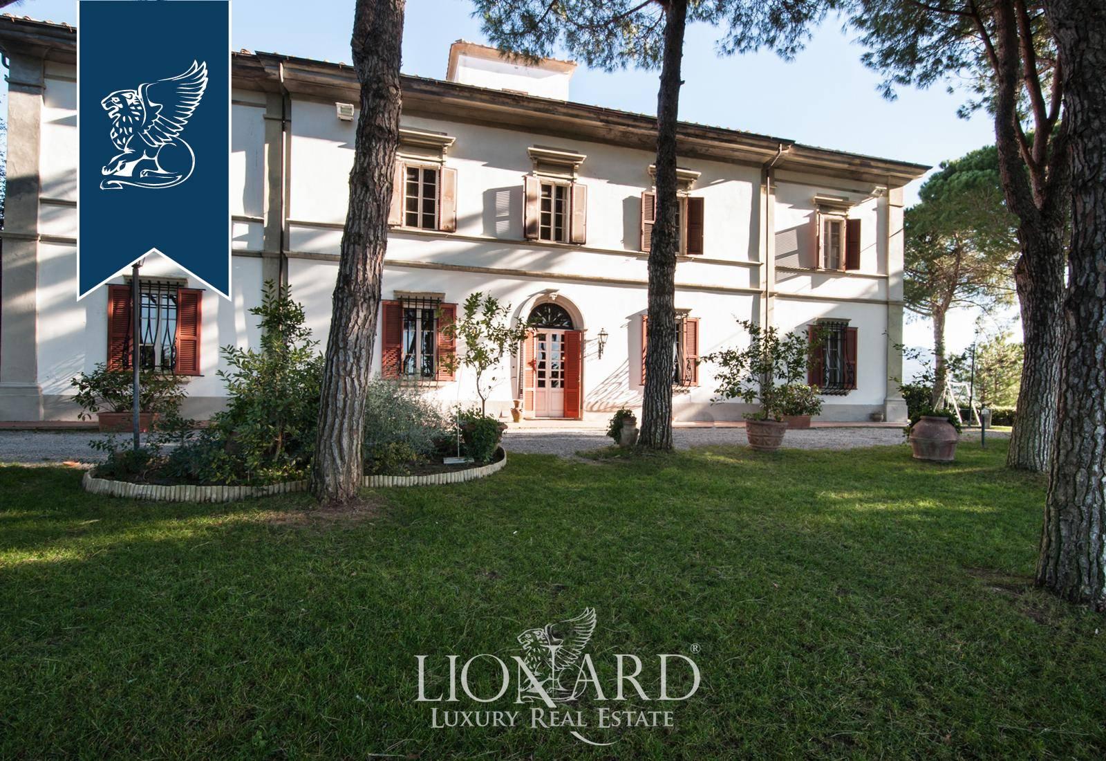 Villa in Vendita a Castellina Marittima: 0 locali, 950 mq - Foto 3